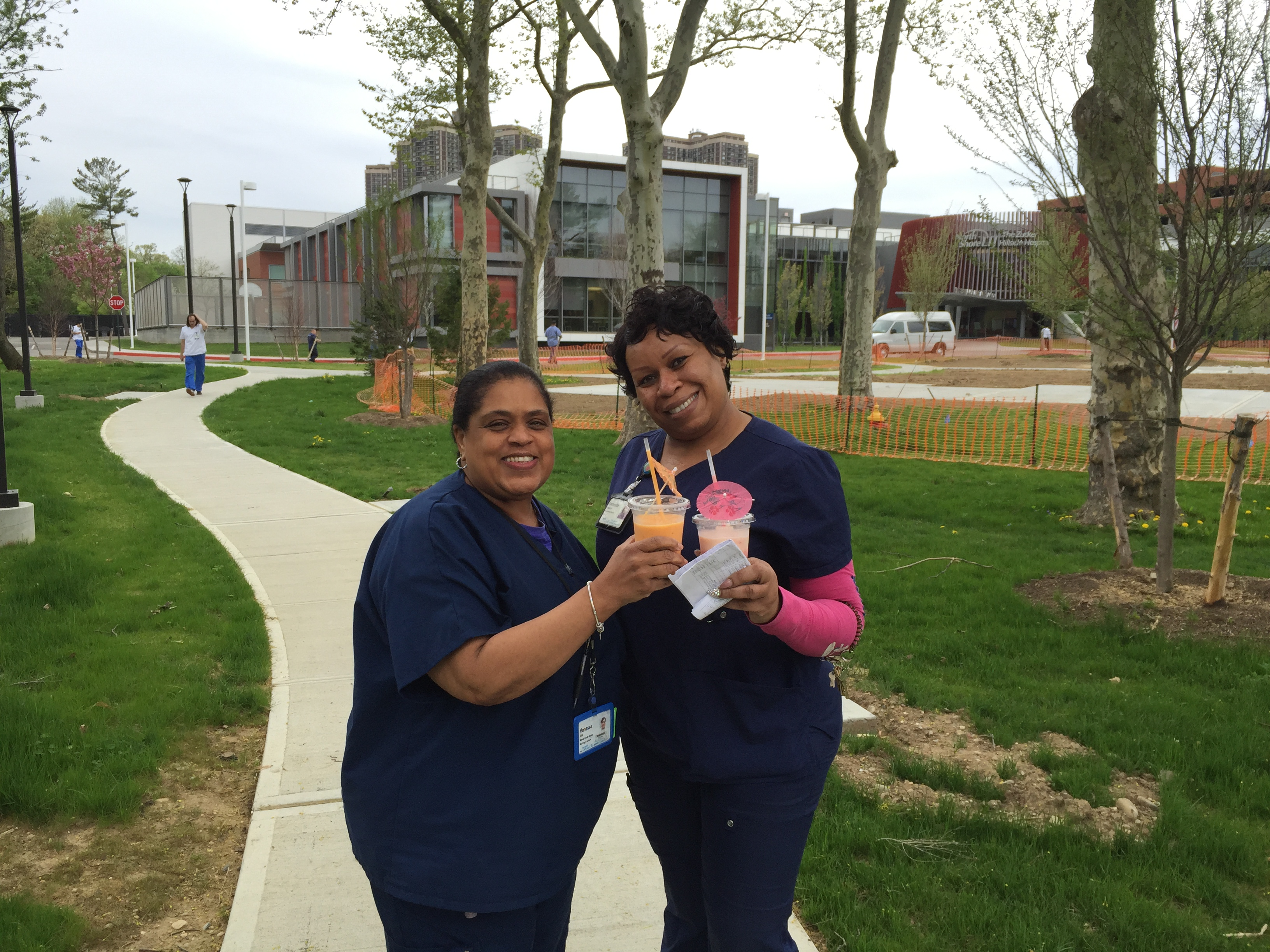 Maui Wowi Smoothies Catered For Nurse Appreciation Week (HR