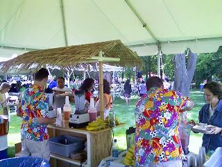 Maui Wowi company picnic